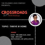 CrossRoads Live With FolaFayo
